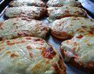 Tartines à la crème et au saumon